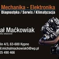 Auto-Elektronika Michał Maćkowiak