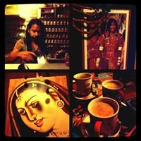 Art in chai cafe'