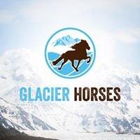 Glacier Horses