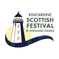 Kincardine Scottish Festival & Highland Games