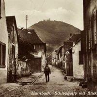 Schloßstraße in Hambach