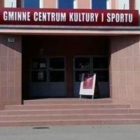 Gminne Centrum Kultury i Sportu w Iłowej