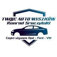 Twoje Auto Wyszków Konrad Sroczyński