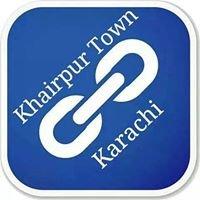 Khairpur Town Karachi