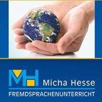 Micha Hesse - Fremdsprachenunterricht