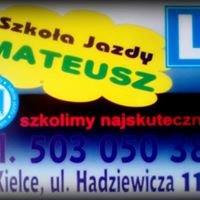 Szkoła Jazdy Mateusz