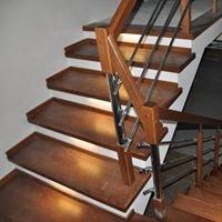 Mebloline- meble na wymiar, schody