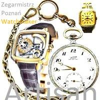 Artisan Zegarmistrz Henryk Cieszyński Watchmaker Poznań