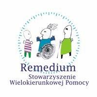 """Stowarzyszenie Wielokierunkowej Pomocy """"Remedium"""""""