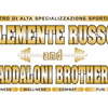Clemente Russo and Maddaloni Brothers