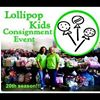 Lollipop Kids Children's Consignment Event
