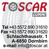 Toscar Gummi - Dornbirn