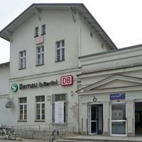 S-Bahnhof Bernau