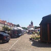 Rynek w Pułtusku
