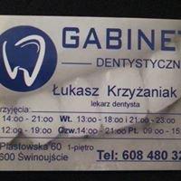 Gabinet dentystyczny Łukasz Krzyżaniak