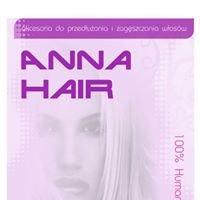 Przedłużanie i zagęszczanie włosów ANNA HAIR