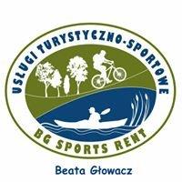 Usługi turystyczno-sportowe w Dolinie Baryczy BG SportsRent Beata Głowacz