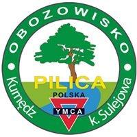 Harcerska Baza Obozowa   P I L I C A   ZMCh Polska YMCA w Kurnędzu