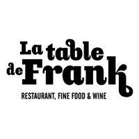La Table de Frank