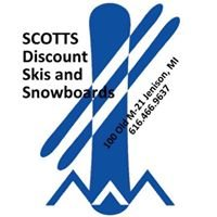 Scotts Discount Skis and Snowboards