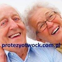 Usługi protetyczne, naprawa protez dentystycznych.