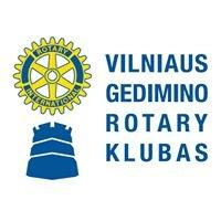 Vilniaus Gedimino Rotary Klubas