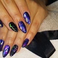 Wioletta stylizacja paznokci, przedłużanie włosów, keratynowe prostowanie