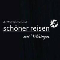schöner reisen mit Wiesinger