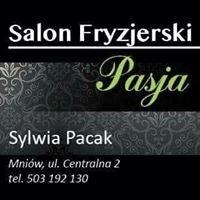 Salon fryzjerski 'pasja'