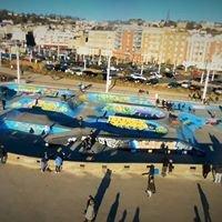 Skatepark of Le Havre