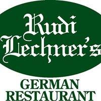 Rudi Lechner's Restaurant