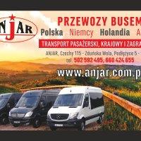 Anjar   Transport Pasażerski