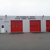 Etna - warsztat / wulkanizacja