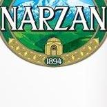 Naturalna woda mineralna Narzan