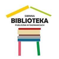 Gminna Biblioteka Publiczna w Radwanicach