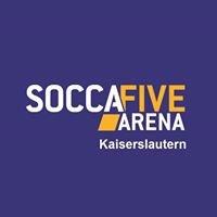 SoccaFive Arena Kaiserslautern