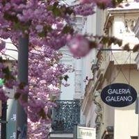Galeria Galeano // Café de Arte