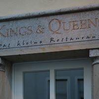 Kings & Queens, das kleine Restaurant, Schweinfurt