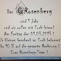 Restaurant Rosenberg