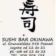SUSHI BAR OKINAWA