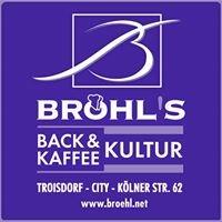 Bröhls   Back-& Kaffee Kultur