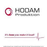 HODAM-Produktion | MASTERING Studio