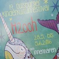 Kinder Kultur Festival Duisburg