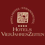 Hotels VierJahresZeiten Borkum