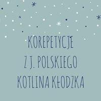 Korepetycje z języka polskiego Kotlina Kłodzka