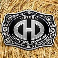 Historic Downtown Cochrane