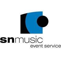 snmusic event service