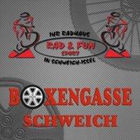 Boxengasse GmbH + B & S - RAD & FUN SPORT GmbH