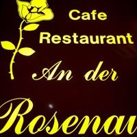 "Restaurant Café ""An der Rosenau"" Bad Sassendorf"