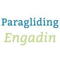 Paragliding Engadin